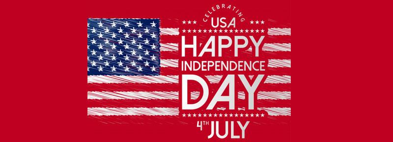 美國獨立日折扣