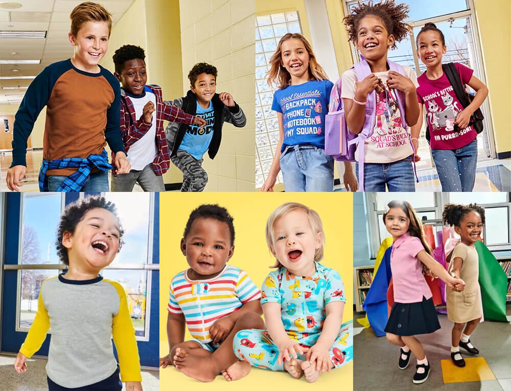 美國The Children's Place_Shipgo美國代運