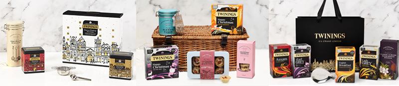 英國茶葉品牌Twinings唐寧茶聖誕禮盒