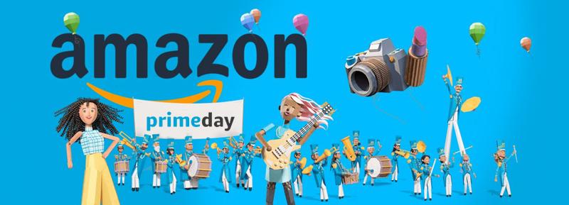 Amazon Prime Day折扣